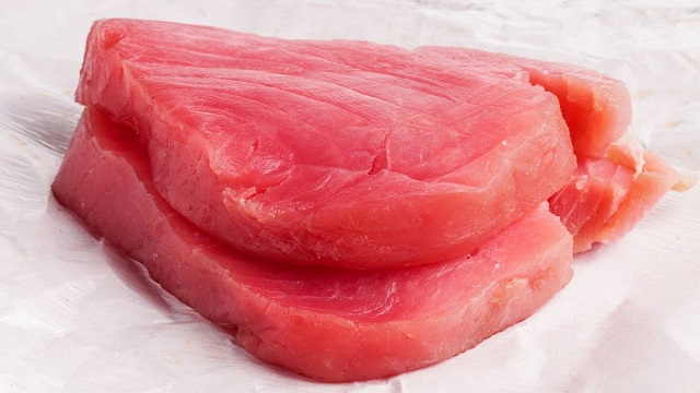 Eat fresh Tuna for better health